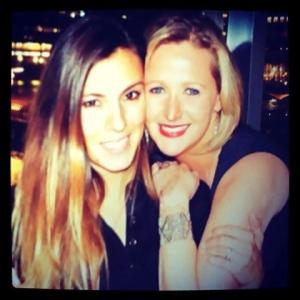 Krista & Kathleen