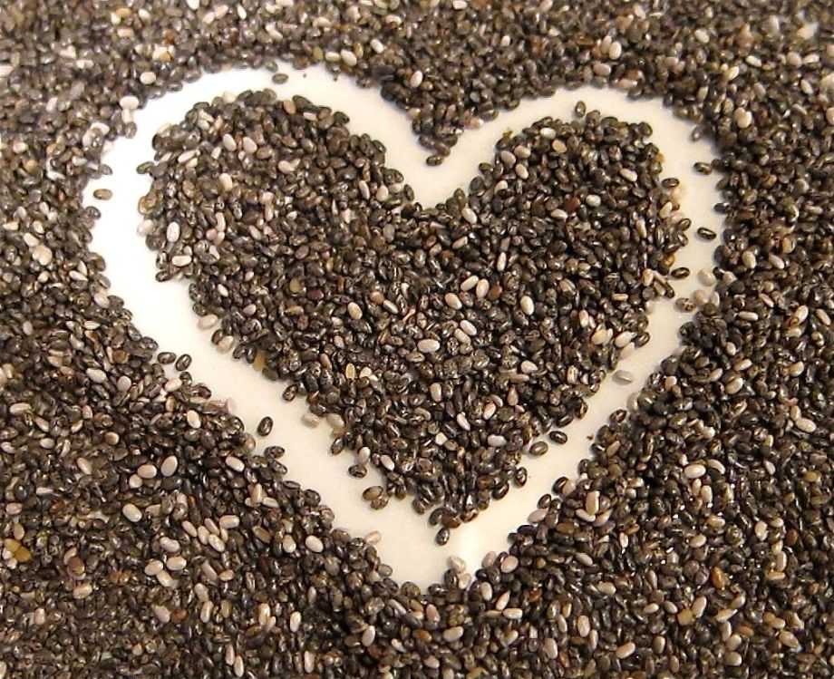 Ch Ch Ch Chia(seeds)